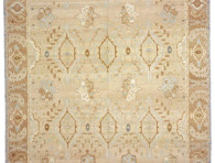 72C151U Beige Brown Ushak